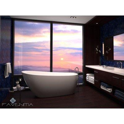 Отдельностоящая Акриловая ванна Favenitia Marilyn