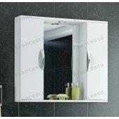 Зеркало-шкаф Francesca Доминго 80