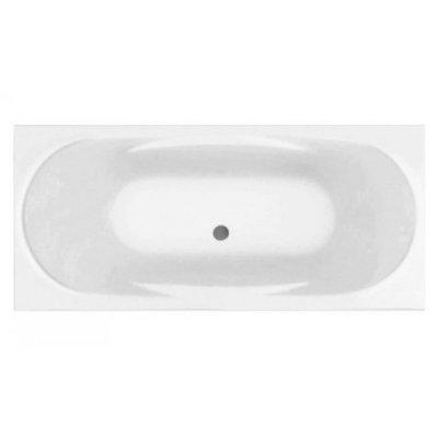 Акриловая ванна Jika Ecliptica 180x80