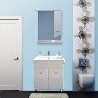 Комплект мебели для ванной Ferrara Квадро 70