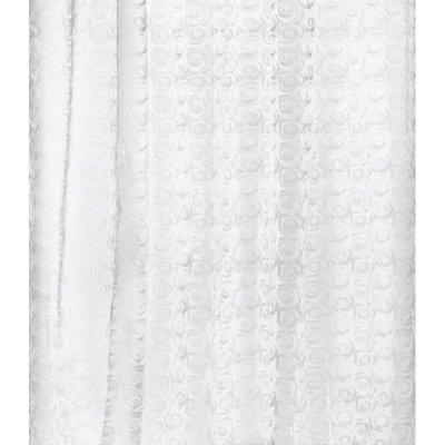 Штора для ванной комнаты LeMark Water illusions white C1820E003