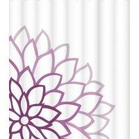 Штора для ванной комнаты LeMark Lilac passion C1820T007