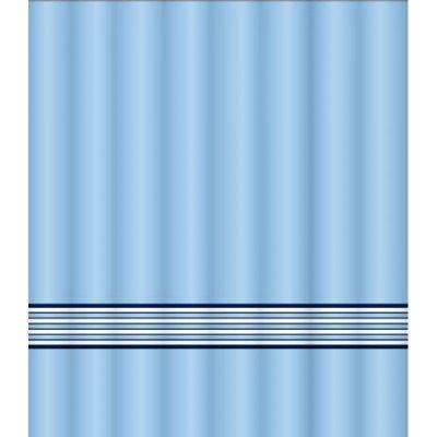 Штора для ванной комнаты LeMark Sea waves C2018T022