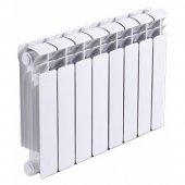 Радиатор водяной биметаллический Rifar Base 350 8 секций