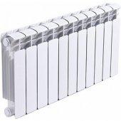Радиатор водяной биметаллический Rifar Base 500 11 секций