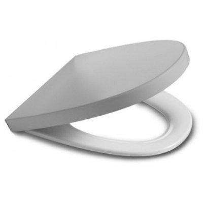 Крышка-сиденье Roca Khroma 801652F1T серая