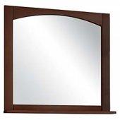 Зеркало для ванной Roca America 105 орех