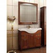 Комплект мебели для ванной Roca America 105 орех