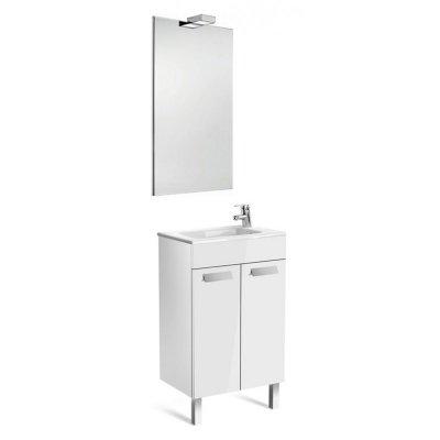 Комплект мебели для ванной Roca Debba 50 белый