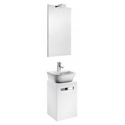 Комплект мебели для ванной Roca Gap 45 белый