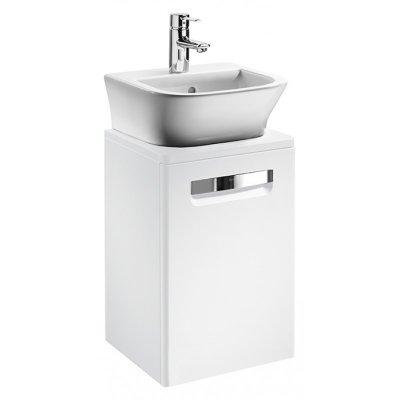 Комплект мебели для ванной Roca Gap 45 белый-1