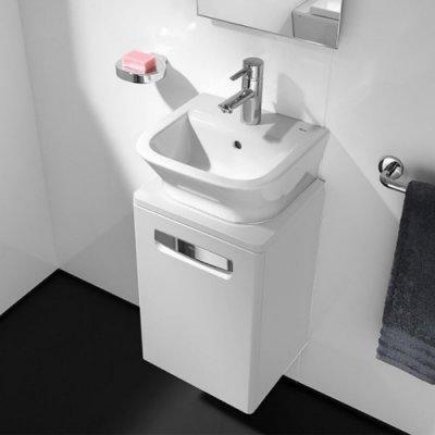 Комплект мебели для ванной Roca Gap 45 белый-2