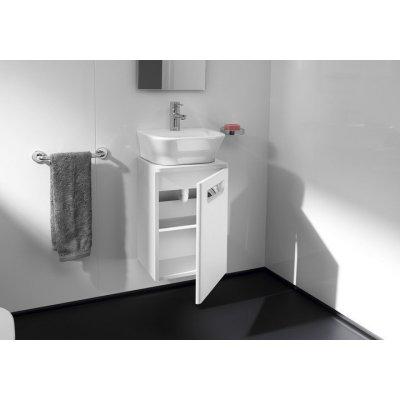 Комплект мебели для ванной Roca Gap 45 белый-3