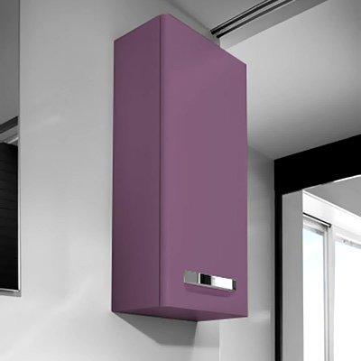 Шкаф для ванной подвесной Roca Gap 35 фиолетовый