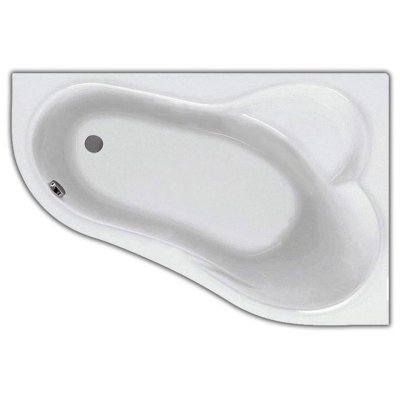 Акриловая ванна Santek Ибица 150х100 L/R
