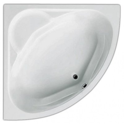 Акриловая ванна Santek Карибы 140х140 Комфорт плюс
