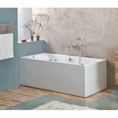Акриловая ванна Santek Монако 160х70 Базовая плюс
