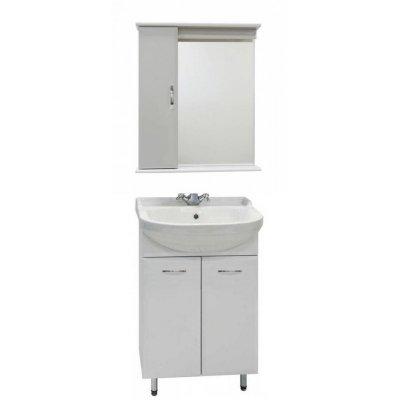 Комплект мебели для ванной Vod-ok Классик 60 см