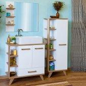 Комплект мебели Sanflor Ингрид 80