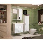 Комплект мебели для ванной  Style Line АГАВА 80