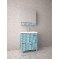 Комплект мебели для ванной  Style Line Ассоль 70