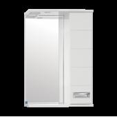 Зеркальный шкаф Style Line Ирис -550/С