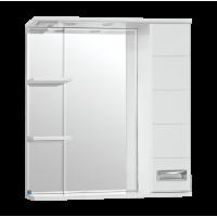 Зеркальный шкаф Style Line Ирис 750/С