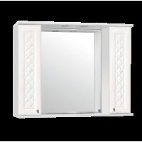 Зеркальный шкаф Style Line Канна-900/С
