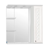 Зеркальный шкаф Style Line Канна-750/С ЛЮКС