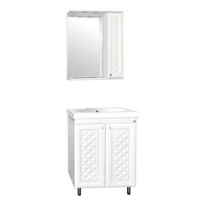 Комплект мебели для ванной  Style Line Канна-60 ЛЮКС
