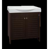 Тумба c раковиной для ванной  Style Line Кантри-75