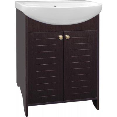 Комплект мебели для ванной  Style Line Кантри-65-4