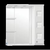 Зеркальный шкаф Style Line Крокус  -  750/C
