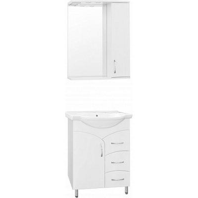 Комплект мебели Style Line Эко Стандарт №22 65 белый