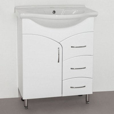 Комплект мебели Style Line Эко Стандарт №22 65 белый-1