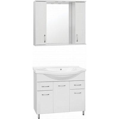 Комплект мебели Style Line Эко Стандарт №26 100 белый