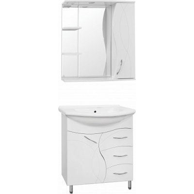 Комплект мебели Style Line Амелия 75