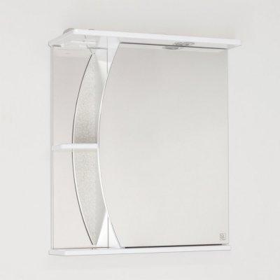 Зеркало-шкаф Style Line Эко Камелия 60/С белый