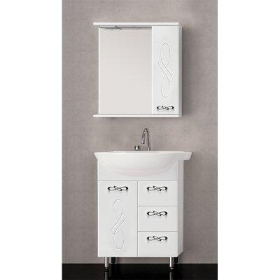 Комплект мебели для ванной  Style Line Венеция 65