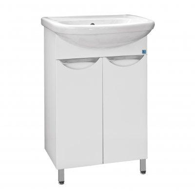Комплект мебели для ванной  Style Line Жасмин 55 (раковина антик 55)-1