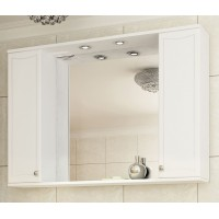 Зеркало-шкаф Francesca Венеция 105