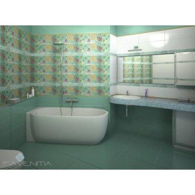 Отдельностоящая Акриловая ванна Favenitia Gina L/R