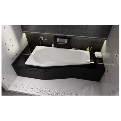 Акриловая ванна Riho Delta 150