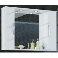 Зеркало-шкаф Francesca Доминго 100