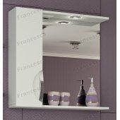 Зеркало-шкаф Francesca Доминго 75