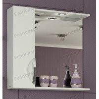 Зеркало-шкаф Francesca Доминго 70