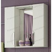 Зеркало-шкаф Francesca Доминго 75-2