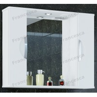 Зеркало-шкаф Francesca Доминго 90