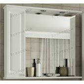Зеркало-шкаф Francesca Империя 80