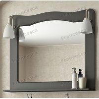 Зеркало Francesca Империя 90 венге